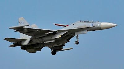 Sukhoi Su-30MKK