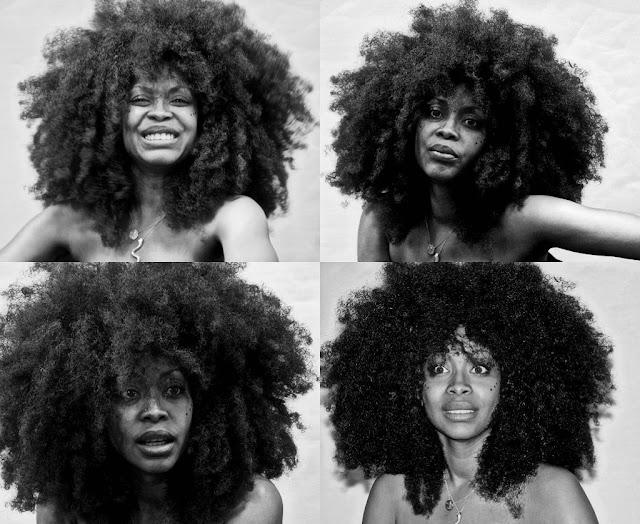 Erykah Badu Afro