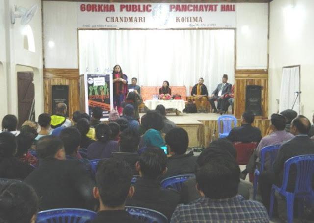 Gorkha Public Panchayat Kohima Hall