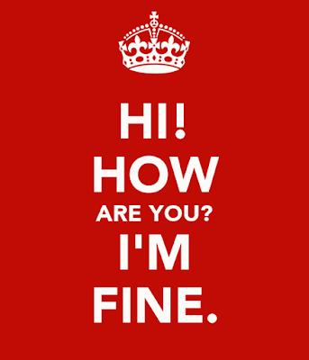 hi i am fine
