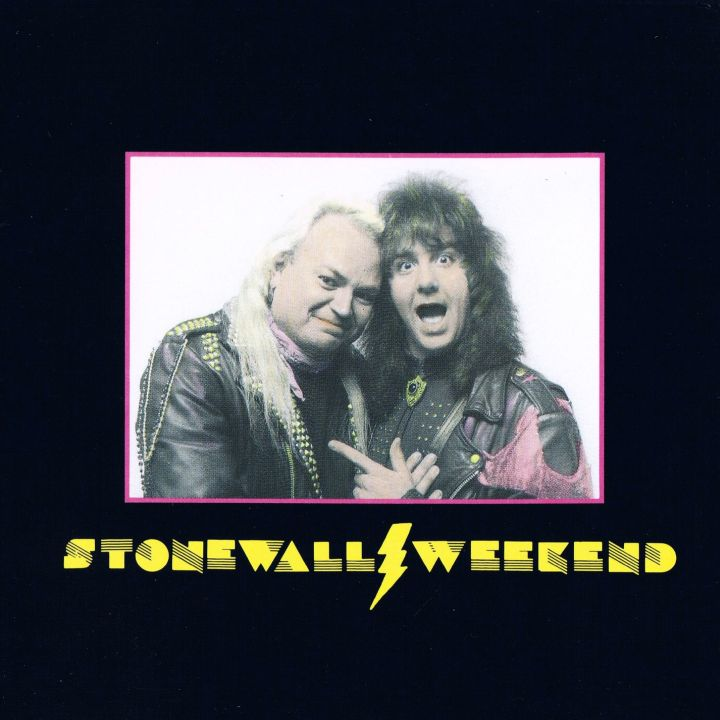 STONEWALL / WEEKEND - Stonewall / Weekend (1990)