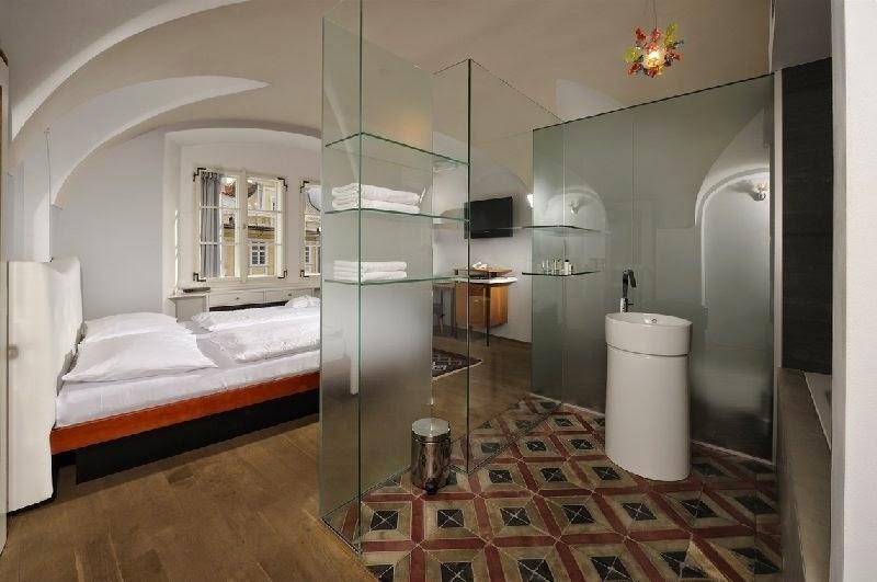 Il blog di architettura e design di studioad il bagno in - Bagni in camera ...
