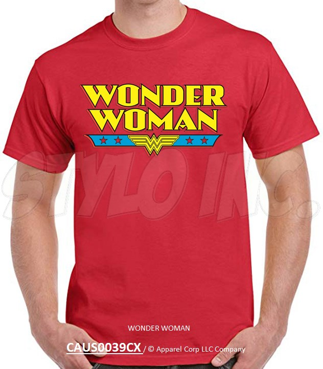 CAUS0039CX WONDER WOMAN