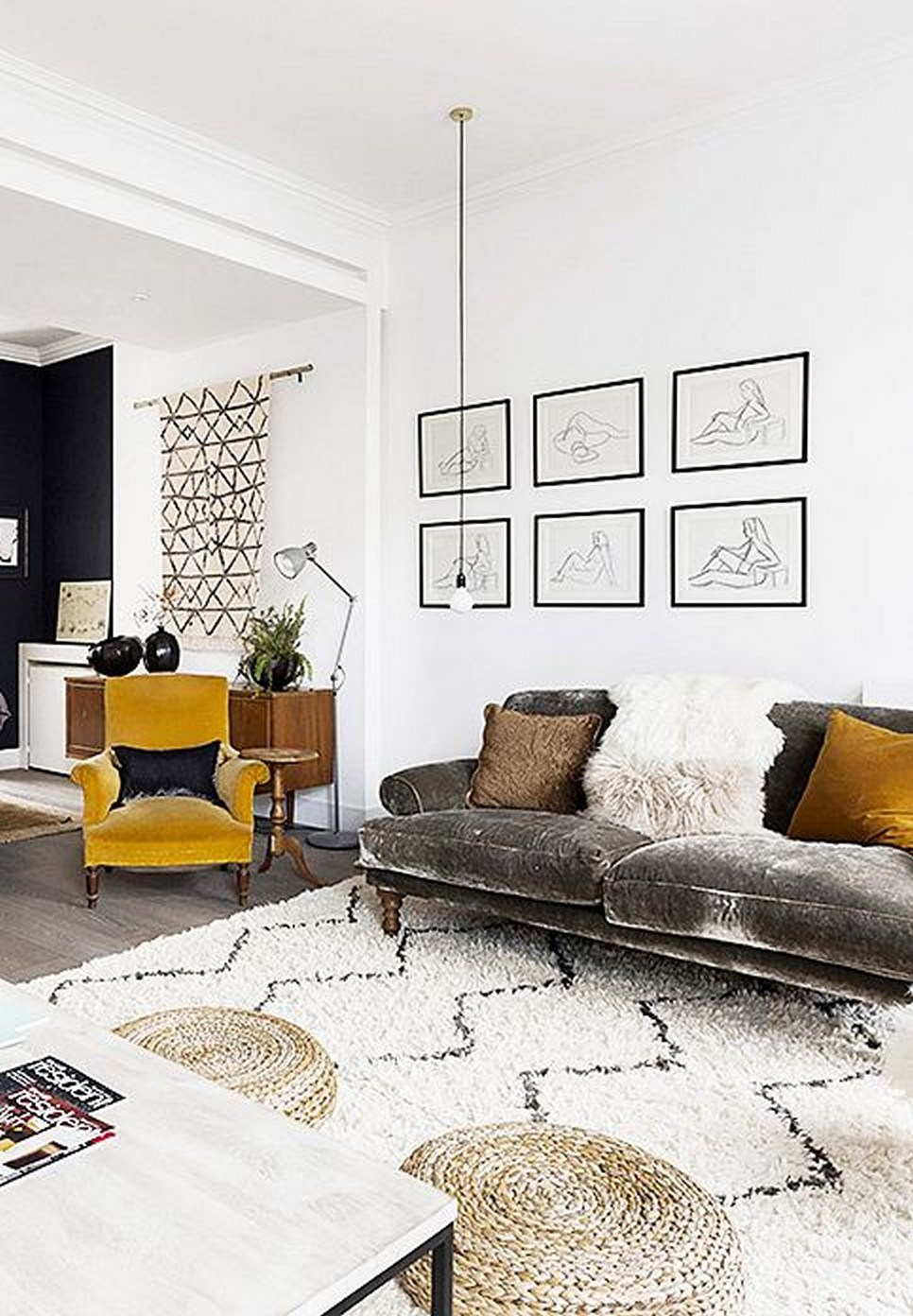 20 Perfect Small Apartment Decorating on a Budget - Decor ...