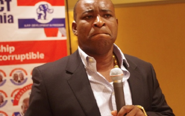 We aren't safe under Mahama - Wontumi