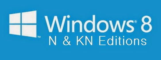 Media Feature Pack for Windows 8 1 N / KN ~ Mods Firmware