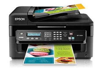 Epson WorkForce WF-2520 Driver Download