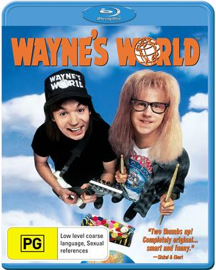 Wayne's World [1992] [BD25] [Latino]
