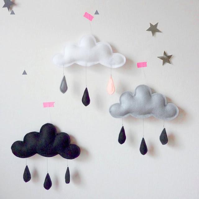 stickers chambre bebe nuage solutions pour la d coration int rieure de votre maison. Black Bedroom Furniture Sets. Home Design Ideas