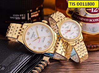 Đồng hồ cặp đôi Tissot Đ011800