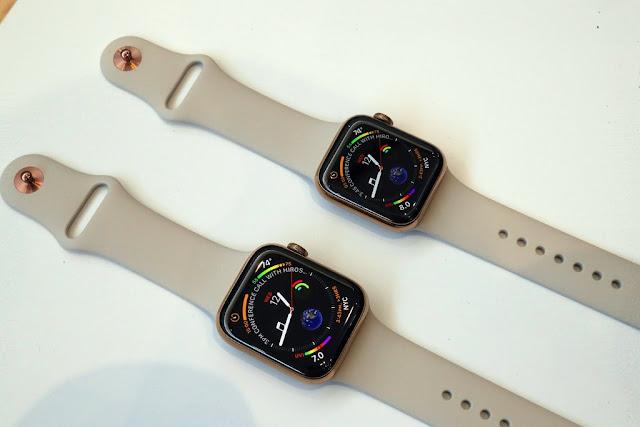 Apple Watch Series 4 Review, Apa yang baru?