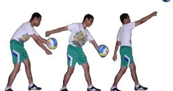 Teknik Olahraga Terlengkap Teknik Servis Bawah Dalam Permainan Bola Voli