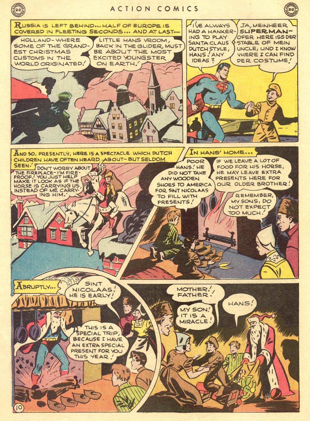 Action Comics (1938) 93 Page 11