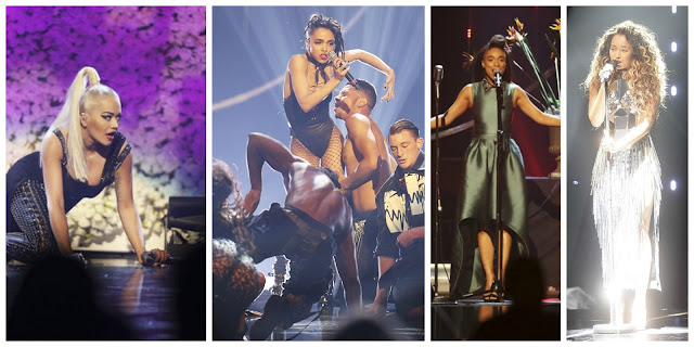 MOBO performances/Rita Ora, Ella Eyre, FKA Twigs