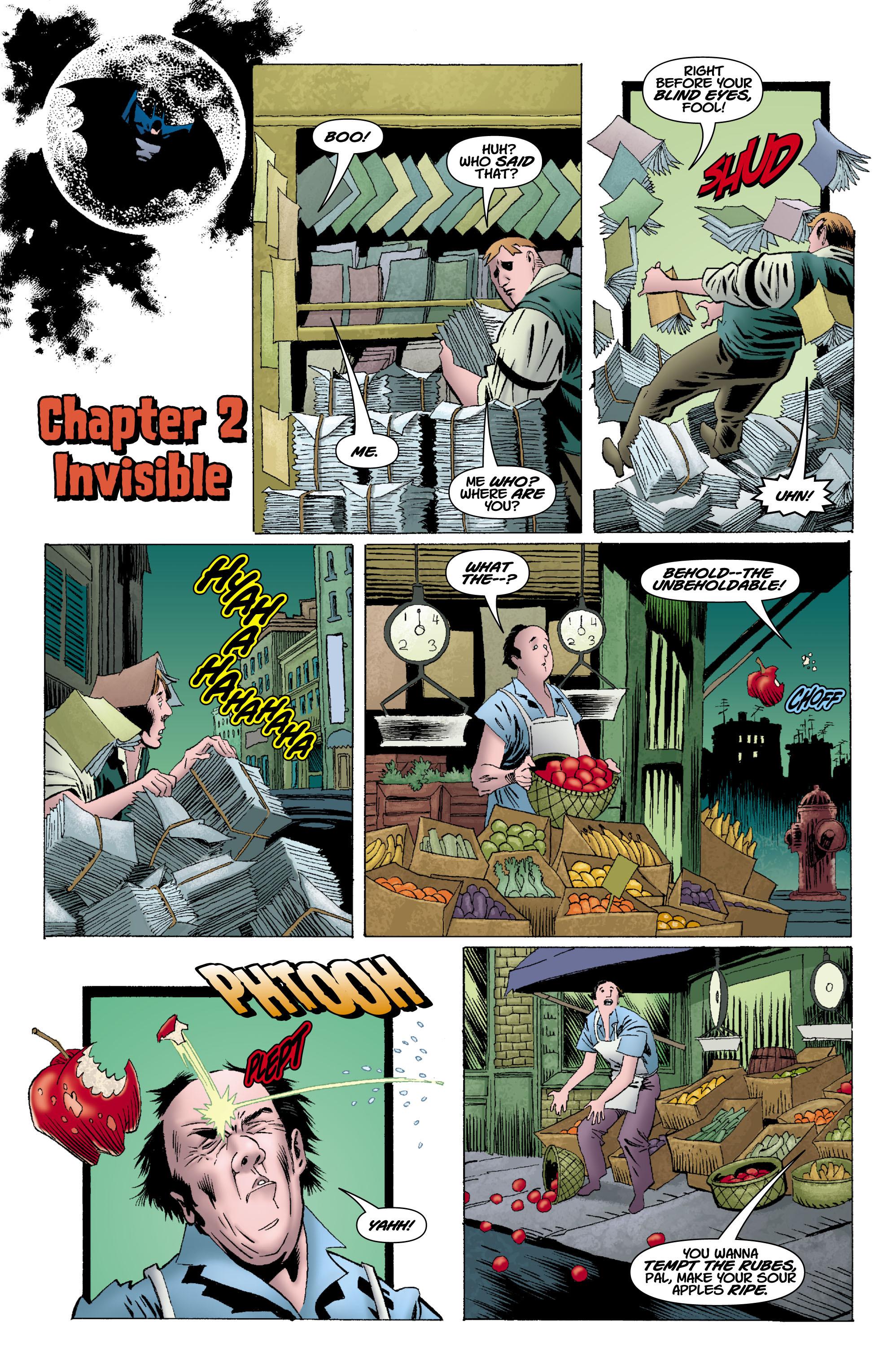 Read online Batman: Unseen comic -  Issue #2 - 3
