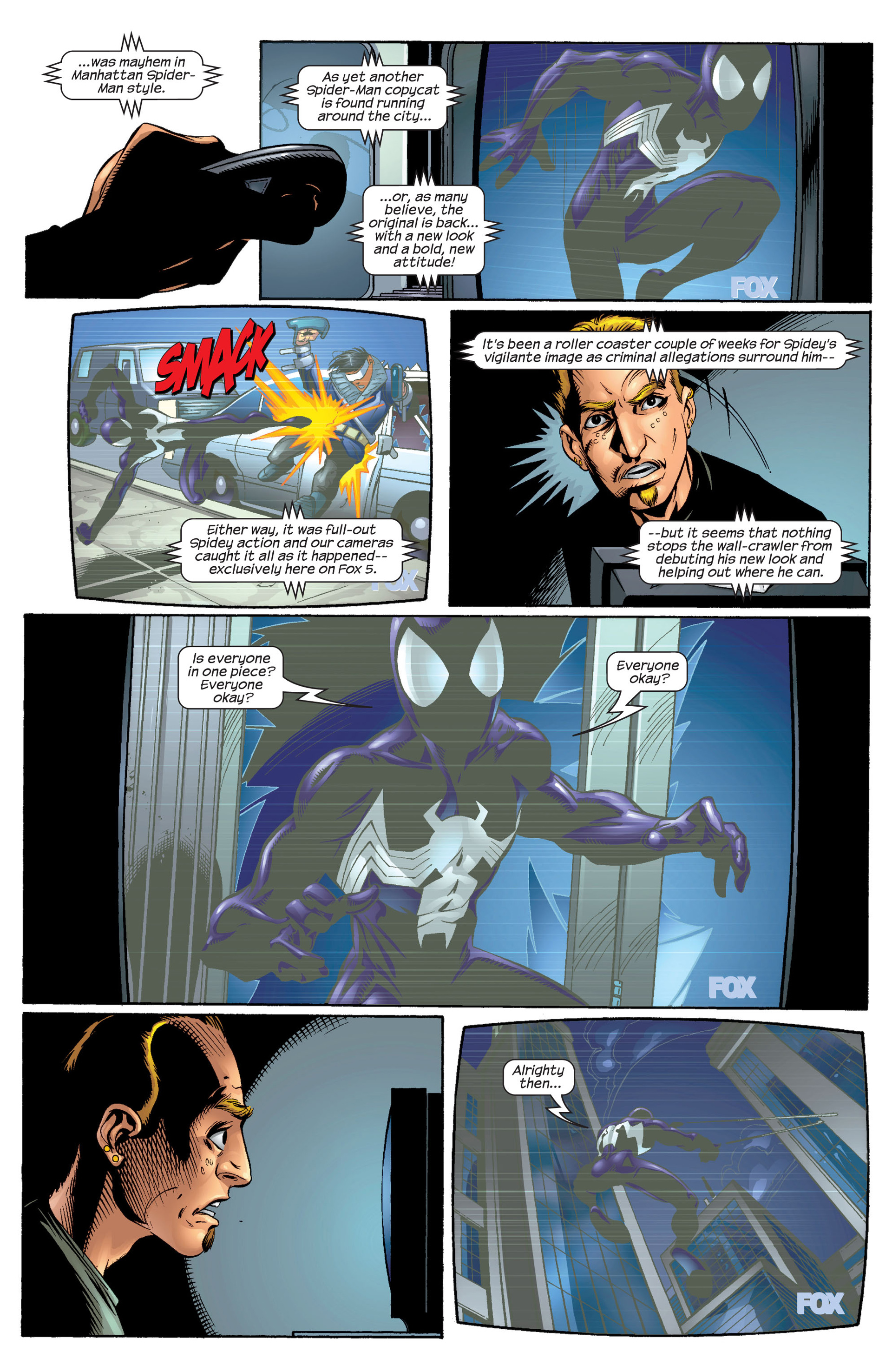 Read online Ultimate Spider-Man (2000) comic -  Issue #36 - 6
