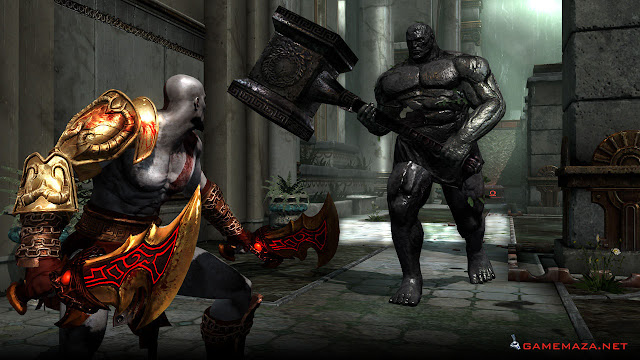 God of War 3 Gameplay Screenshot 5