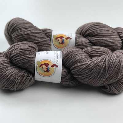 CJ Kopec Creations DK-Weight Yarn