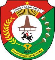 Lambang / Logo kabupaten Sumba Barat Daya (SBD)