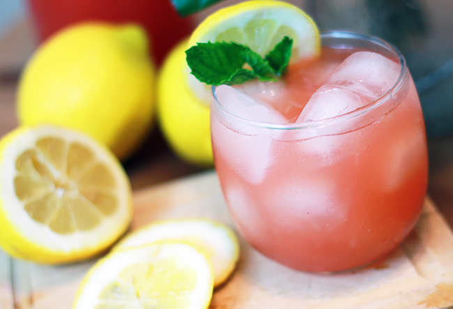 Watermelon Lemonade Recipe