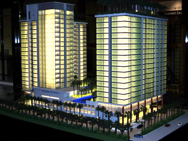 Orkid Art Design: Pembuat Maket / Architectural Scale Model