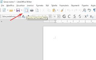 PDF LibreOffice