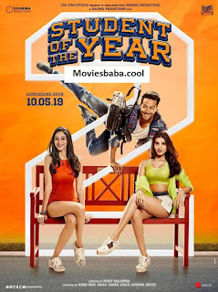 Download Student of the Year 2 (2019) Full Movie HDRip 720p