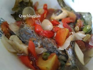 Resep dan Cara Membuat Tim Ikan Asin Peda