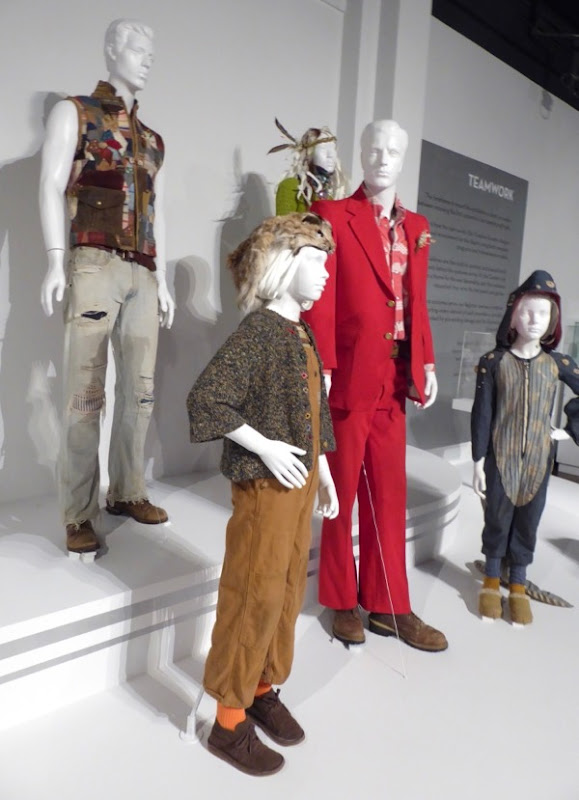 Captain Fantastic film costumes