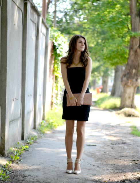 little black dress outfit ideas