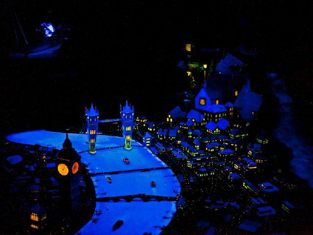 Peter Pan's Flight en Magic Kingdom en Disney