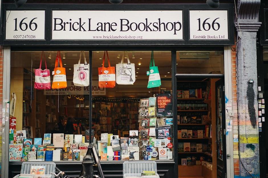 ブリック・レーン・ブックショップ(Brick Lane Bookshop)