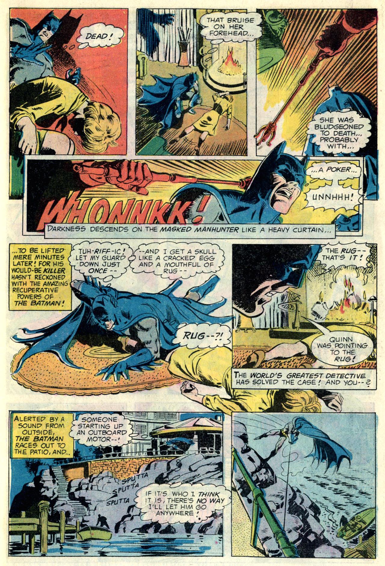 Detective Comics (1937) 459 Page 14