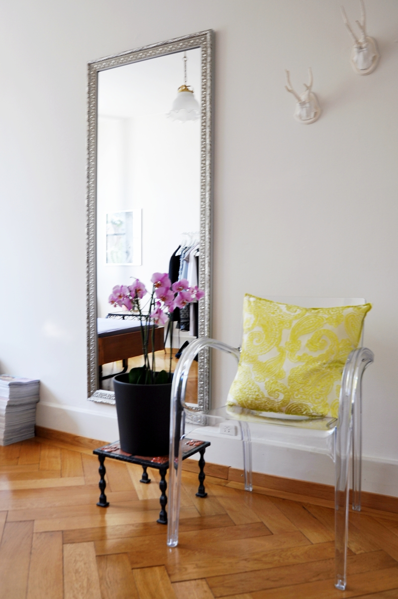 Roomtour, Inspiration, White, Clean, Feminin