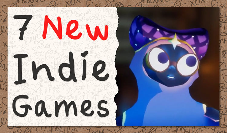 screenshot indie games