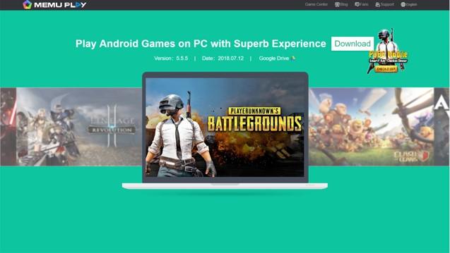 5 Emulator Android Terbaik Untuk Memainkan PUBG di PC 2