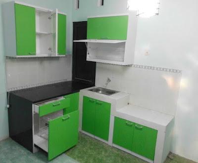 Kitchen Set Minimalis Untuk Apartemen