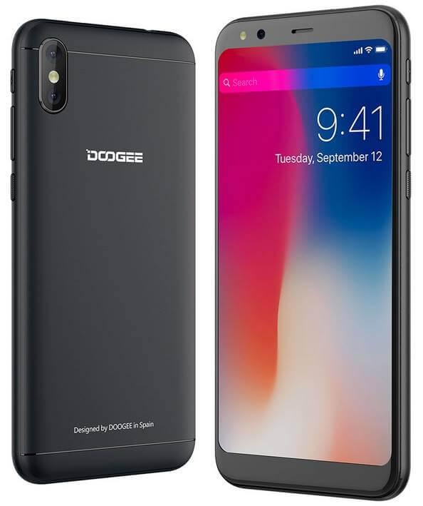 doogee    display  dual rear cameras    php teknogadyet