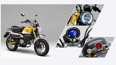 Donline S Blog Is The Honda Msx125 Grom Just Too Big