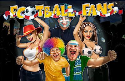 Football Fans Sports Slot by Playtech