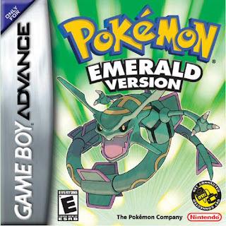 Pokémon Emerald ( BR ) [ GBA ]