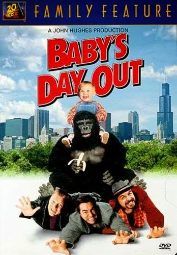 Baby's Day Out 1994 Unrated Dual Audio BRRip 480p 300mb