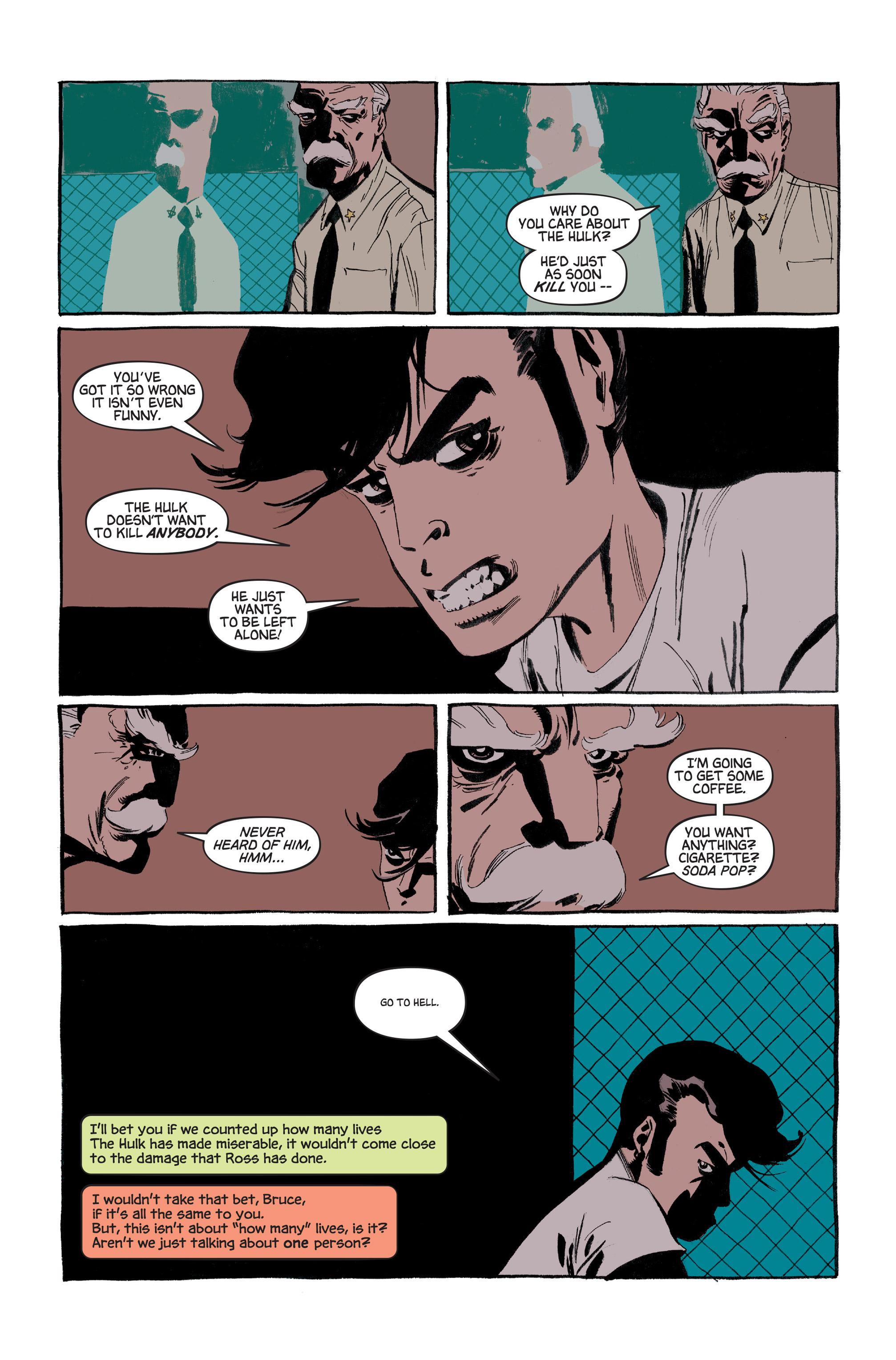 Read online Hulk: Gray comic -  Issue #3 - 13