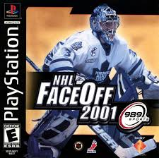 NHL Faceoff 2001 - PS1 - ISOs Download