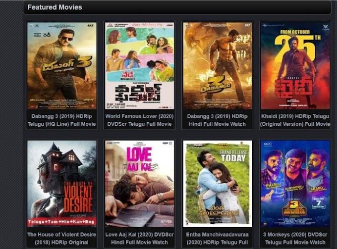 MovieRulz – Download Free Movies, MovieRulz2 2020