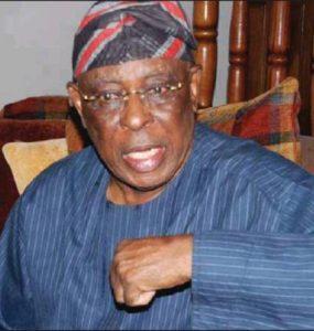 Amosun made me look 'stupid' – Ex-governor, Osoba