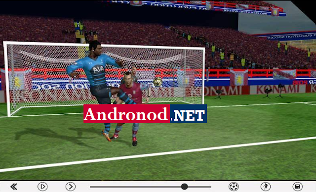 FTS 15 Mod PES 2016 For RAM 512 MB by Bayyou73