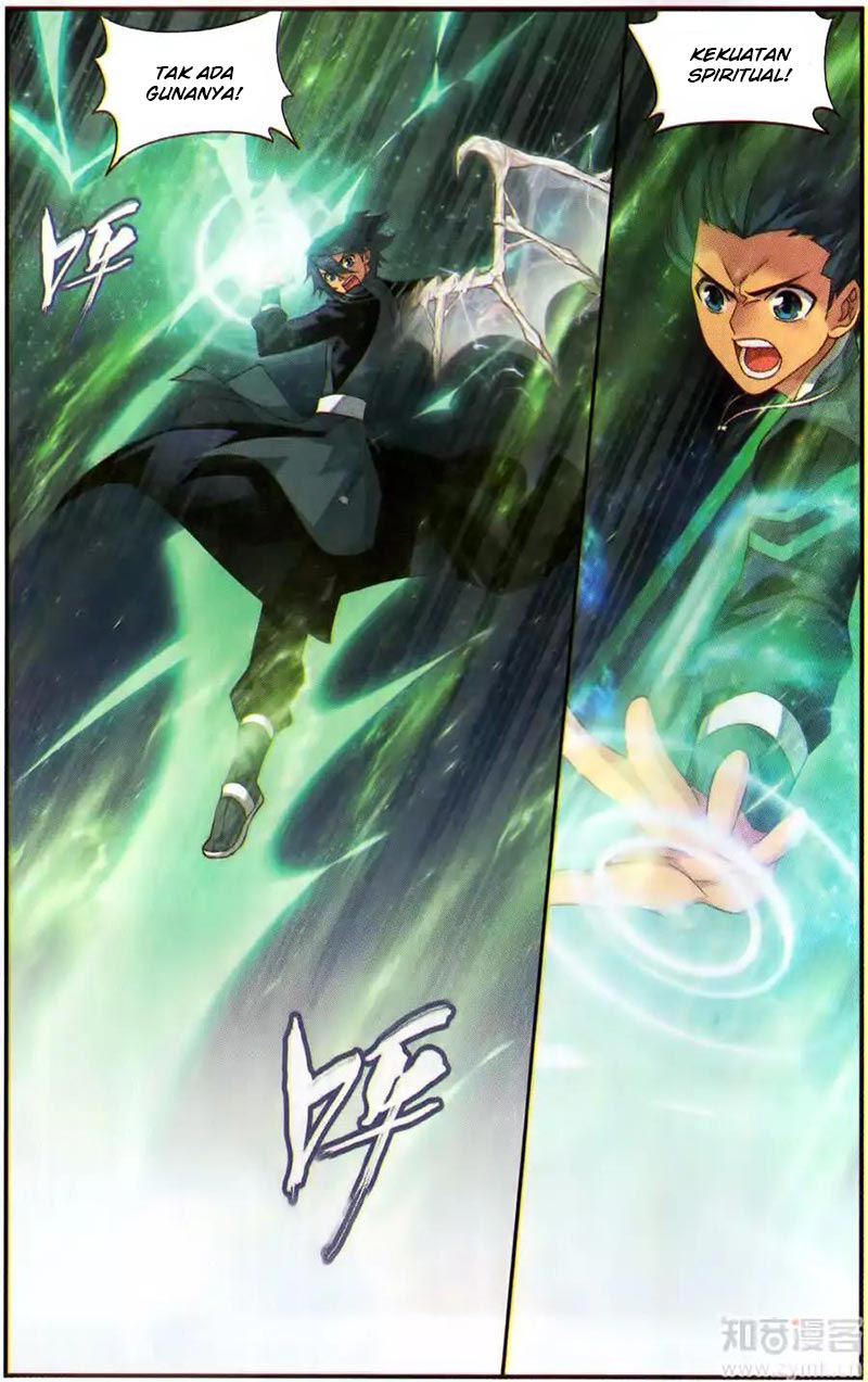 Battle Through Heaven Chapter 226-4