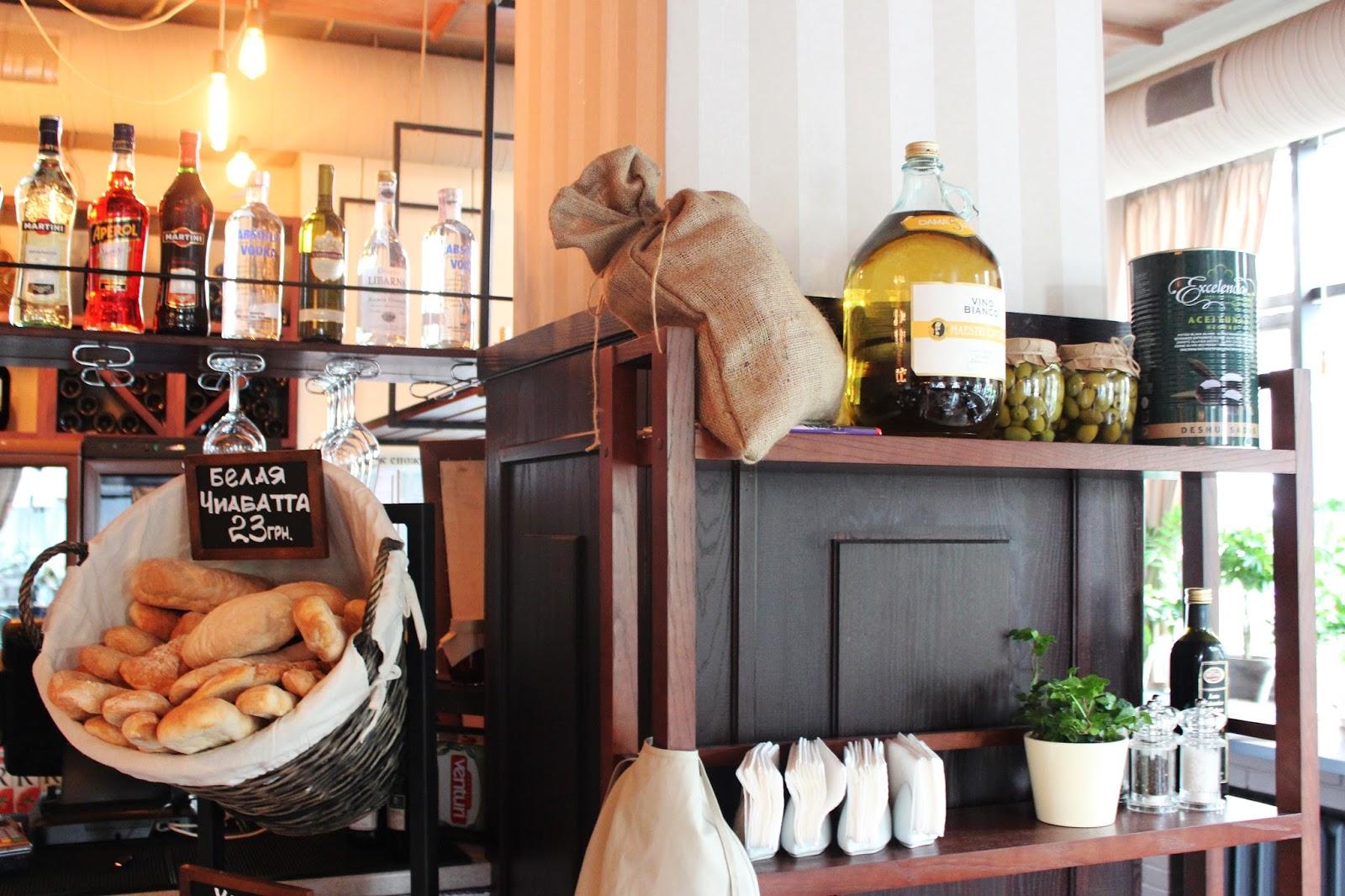 итальянский ресторан Trattoria ZUCCA, отзывы, киев, где вкусно поесть в Киеве, фуд блогер