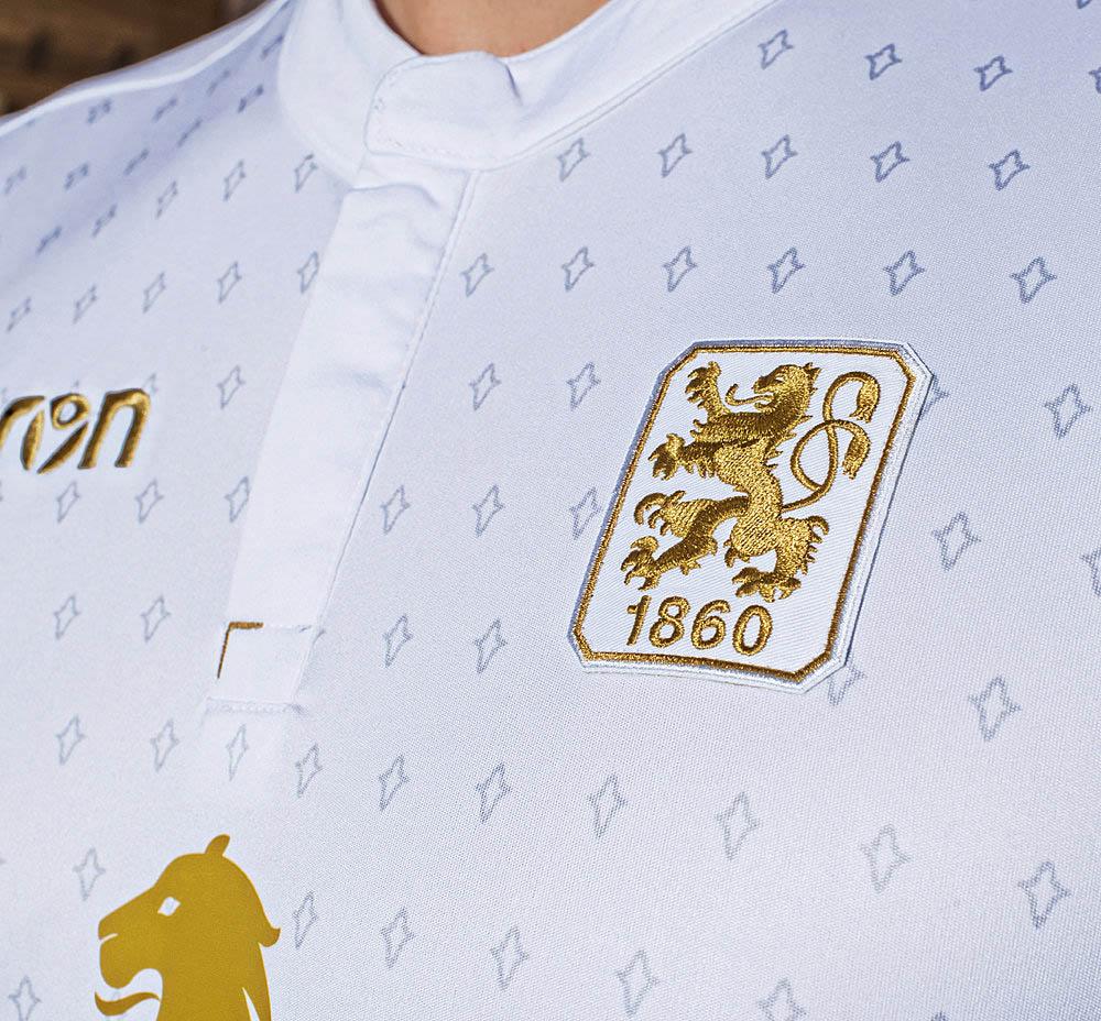 Macron apresenta camisa do 1860 München para a Oktoberfest - Show de ... 6fd8d3d3f169e